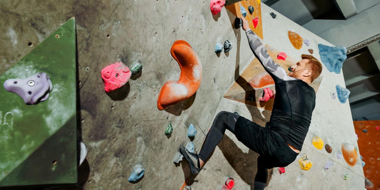 Боулдеринг — скалолазание для тех, кто боится высоты - Лайфхакер