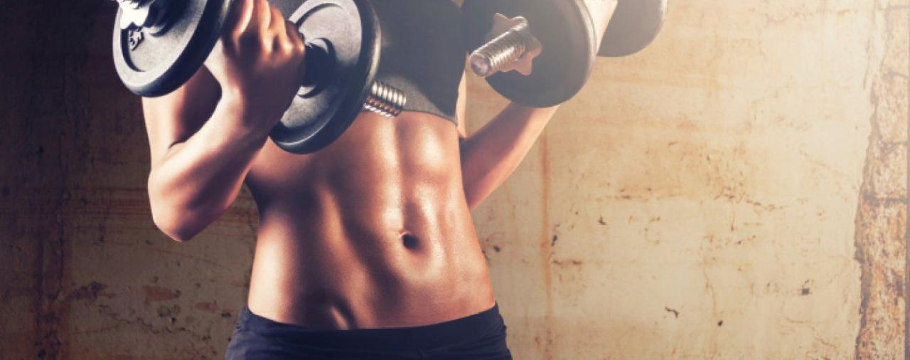 силовые тренировки, как приучить себя к нагрузкам, зачем женщине силовые тренировки, эффективная тренировка в домашних условиях - Фитнес - TCH.ua