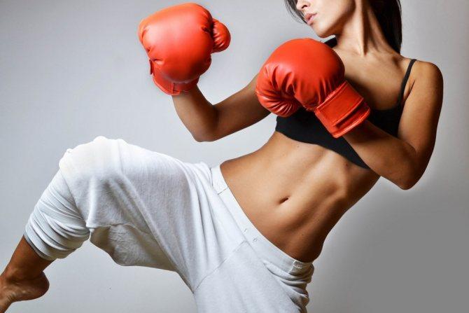 Тренировки по кикбоксингу: особенности и правила выполнения упражнений