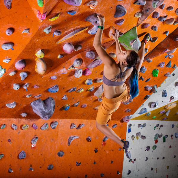 Escalada: el deporte interior perfecto para los días de lluvia